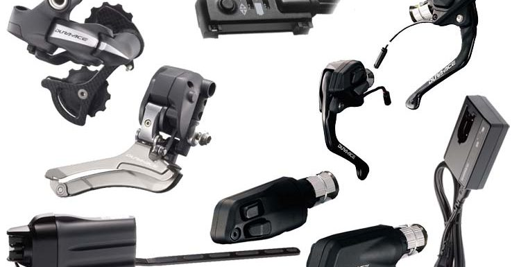 Shimano Ultegra and Dura-Ace Di2 Electronic Shifting – Everything