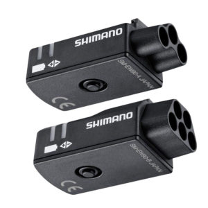"Shimano_SM-EW90-A 3-port and Shimano_SM-EW90-B 5-port Front ""A"" Junctions"