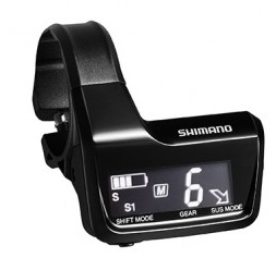 Shimano mt800 Digital Display with Bluetooth