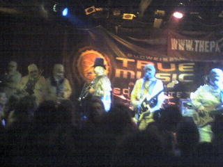 Picture of Here Come The Mummies performing